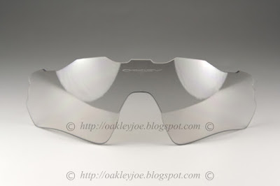 oakley radar ev clear lens
